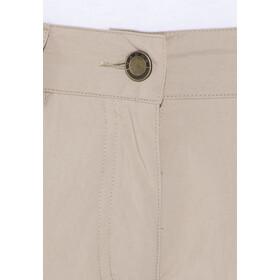 VAUDE Farley IV ZO Pantalones Mujer, muddy